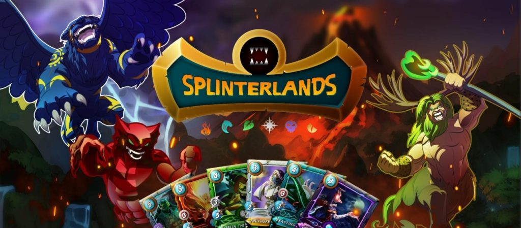 Splinterlands Belohnungen im November 2020