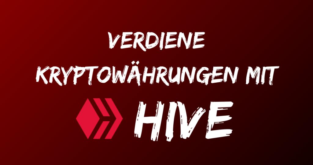 Hive Blockchain – Woher kommt das Geld?